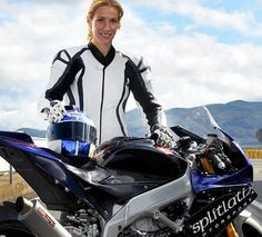 The world's fastest female motorcycle racer Jenny Tinmouth is doing it for the girls and pushing the boundaries to show her girl power this season as she becomes the first woman to line up on the grid for a full-time assault on the MCE Insurance British Superbike Championship for the Splitlath Motorsport team.