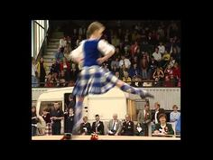 Pieces of Highland dancing - Cowal 1999 - YouTube