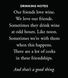 There are a lot of corks in these friendships (but we love them)! #lol #funny #bonaffair #wine #friends