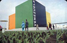 Venezuela Pavilion, Expo '67 ~ Montréal