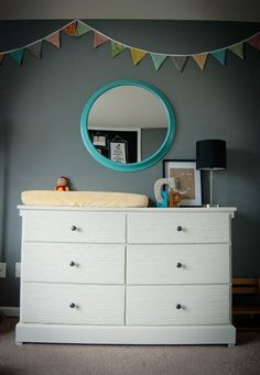 Copeland's Colorful Nursery — My Room | Apartment Therapy