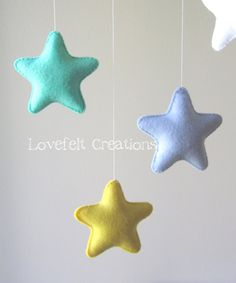 ‼️PLEASE CHECK PROCESSING TIME ON MAIN PAGE AND REVIEW POLICIES *BEFORE* PLACING YOUR ORDER. THANK YOU‼️ ♥ WELCOME TO LOVEFELT CREATIONS ♥ All my mobiles are made with much love, with a great amount of care and consideration invested in their design and production. DETAILS AND