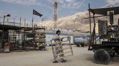 Un as bajo la manga: Irán pondrá a la venta una nueva variedad de crudo.