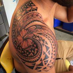 difference between samoan and hawaiian tattoos Polynesian Tattoos Women, Polynesian Tattoo Designs, Maori Tattoo Designs, Tongan Tattoo, Samoan Tattoo, Tattoo Maori, Tropical Tattoo, Hawaiian Tattoo, Body Art Tattoos