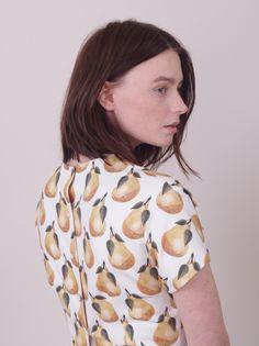 Dovetail dress - Nadinoo
