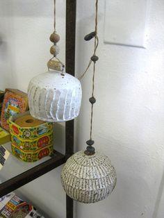ceramic bells | Busy-Being — MEDIUM CERAMIC BELL | BELL | Pinterest