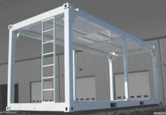 Shipping Container B