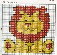 Thrilling Designing Your Own Cross Stitch Embroidery Patterns Ideas. Exhilarating Designing Your Own Cross Stitch Embroidery Patterns Ideas. Small Cross Stitch, Cross Stitch For Kids, Cross Stitch Baby, Cross Stitch Animals, Cross Stitch Charts, Crochet Bookmark Pattern, Crochet Bookmarks, Cross Stitching, Cross Stitch Embroidery