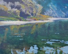 Painting of the week Jeff Yeomans In the Moment...