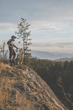 """man-and-camera: """"Scouting Lines ➾ Luke Gram"""" Freeride Mtb, Freeride Mountain Bike, Mountain Biking, Downhill Bike, Mtb Bike, Cycling Bikes, Road Bikes, Montain Bike, Girl Swag"""
