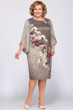 2018 Floral Print Dress Women Fashion Summer Chiffon Plus Size Dresses Dress Outfits, Casual Dresses, Short Dresses, Formal Dresses, Plus Size Dresses, Plus Size Outfits, Mothers Dresses, African Fashion Dresses, Dress Patterns