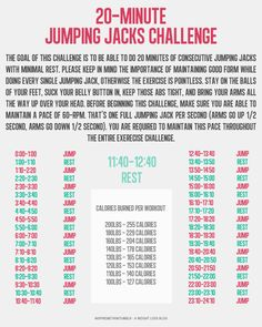 1000 ideas about jumping jacks calories on pinterest How many calories do you burn doing yard work