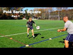 Technical Training with Kris Ward   Pelé Series Square - Part 1   YFutbol - YouTube