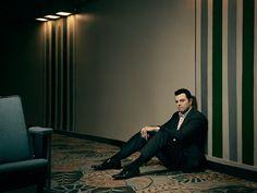 Seth MacFarlane, Photo by Emily Shur.