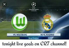 Tonight live goals on our channel!