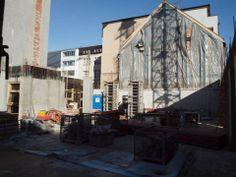 Fortschritte auf der Baustellen in München vom 13.02.14