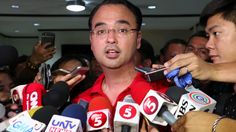 Cayetano says Binay is cause of debate's delay