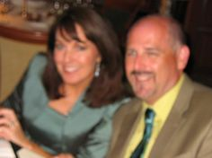 Some of my favorite people! Our pastor and her husband!#Pin By:Pinterest++ for iPad#