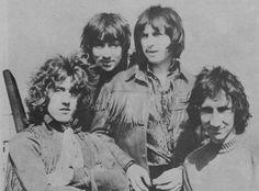 the who:Pete Townshend,John Entwistle, keith moon, roger daltrey