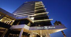 Hilton Bursa Convention Center and Spa, Turkey