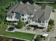 Elegance And Luxury Define This Dream Home In Commerce Township, MI # Luxuryhomes #luxury