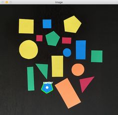 Learn how to compute the center of a contour with OpenCV and Python. Use OpenCV to find the centroid of a shape (i.e., the center (x, y)-coordinates).