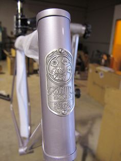NAHBS bound by Winter Bicycles, via Flickr