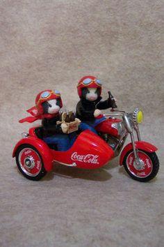 Homemade Mary Moo Moo on Cola cycle