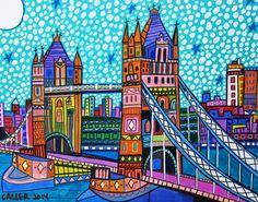 Londres-Reino Unido-Puente
