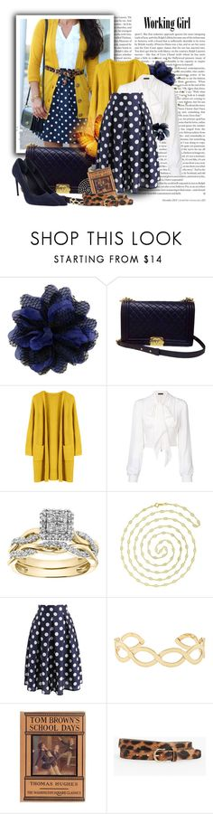 """""""Teachers Can Be COOL! <3"""" by melissaandjasperforever ❤ liked on Polyvore featuring Chanel, Plein Sud, LovemArk, Chicwish, Accessorize, Talbots and Kendall + Kylie"""
