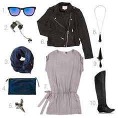 Wardrobe Staple: Leather Jacket