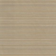 Beautiful pencil-thin stripes of tan, light brown, dark brown, and gold adorn this very durable Crypton fabric creating a nice almost solid appearance with a little it of texture. Made of a polyester blend.