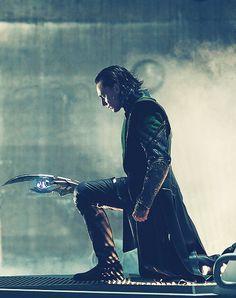 Loki Hiddleston
