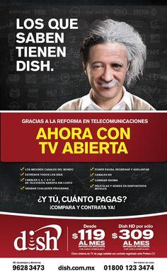 Shortlist Effie Awards® 2014 Campaña:Los que saben Marca:Dish México Agencia:Alvarado Molina