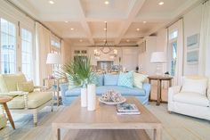 open-concept living room | Meredith McBrearty | Geoff Chick