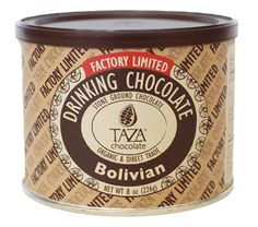 Bolivian Drinking Chocolate. We used the nutty intensity of our 87% single origin Bolivian bar as the base for this deliciously rich drinking chocolate.