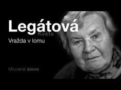 MLUVENÉ SLOVO - Legátová, Květa: Vražda v lomu (DETEKTIVKA)