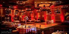 Fabulous #uplighting and setup at this #wedding #reception! #diy #diywedding #weddingideas #weddinginspiration #ideas #inspiration #rentmywedding #celebration #wedding #reception #party #wedding #planner #event #planning #dreamwedding by #johnpaulsotophotography