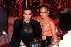 Kardashian Christmas Party 2015 | Pictures | POPSUGAR Celebrity