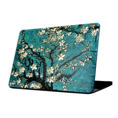 Coque MacBook Pro 13 / Touch Bar - Amandier en fleurs