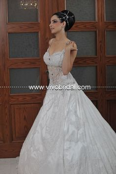 Vivo Bridal - Arabic Wedding Dresses-0019