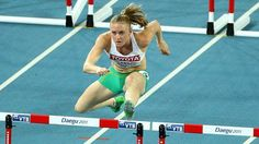 . . and here's some more about our Gold medal winning Sally Pearson