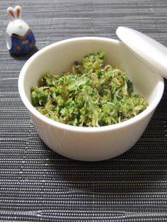 大根葉のふりかけ, japanese food
