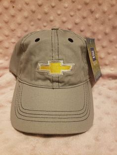 Official CHEVY Adjustable Hat. Brand New. One Size Fits All  fashion   clothing a9e1783be330