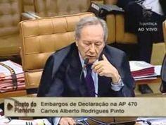 Joaquim Barbosa cala Ricardo Lewandowski - COMPLETO
