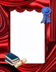 Marco para realzar la belleza de las fotos de graduación | Frames Graduation Templates, Graduation Party Invitations, Graduation Party Decor, Graduation Day, Pink Background Images, Kids Background, Borders For Paper, Borders And Frames, Certificate Model