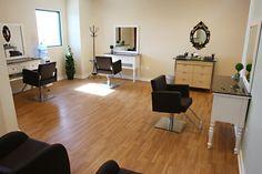 Dressing Your Truth Store & Salon, Lehi Utah The Best Way to Feel Beautiful Home Hair Salons, Home Salon, Salon Design, How To Feel Beautiful, Home Projects, Office Desk, Hardwood Floors, Layout, Salon Ideas