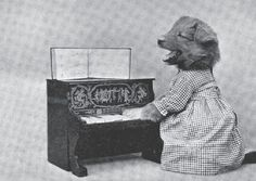 Singing Dog by  Harry Whittier Frees