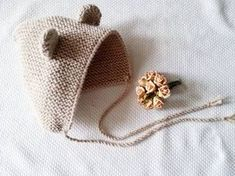 Crochet Baby Beanie Newborn Knit Hats 43 Ideas For 2019 Newborn Knit Hat, Crochet Baby Beanie, Newborn Crochet, Baby Blanket Crochet, Crochet Yarn, Crochet For Boys, Knitting For Kids, Baby Knitting, Knitted Dolls