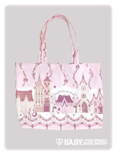 Baby, the stars shine bright Chocolate Fascinate Fairytale tote bag